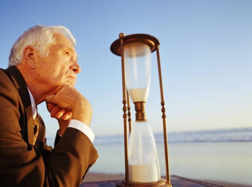 старение населения