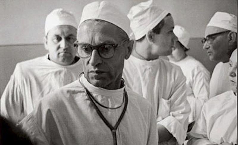 Русские врачи