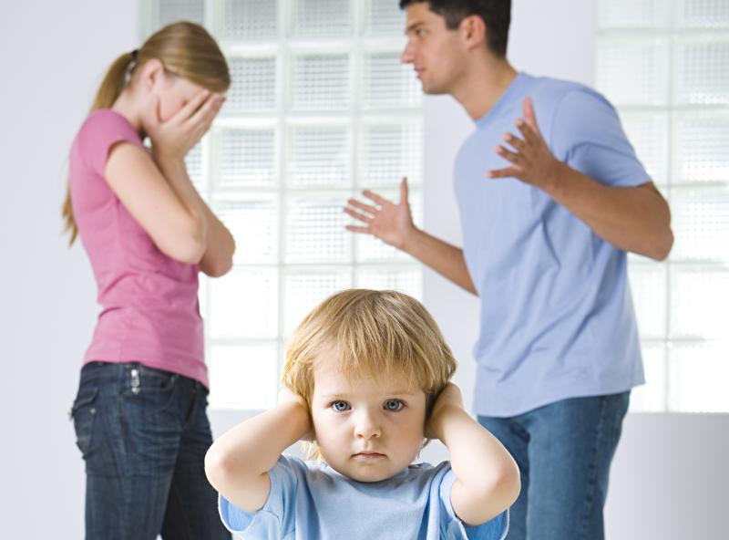 свое общение с ребенком после развода психология каждым