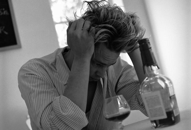 муж пьёт