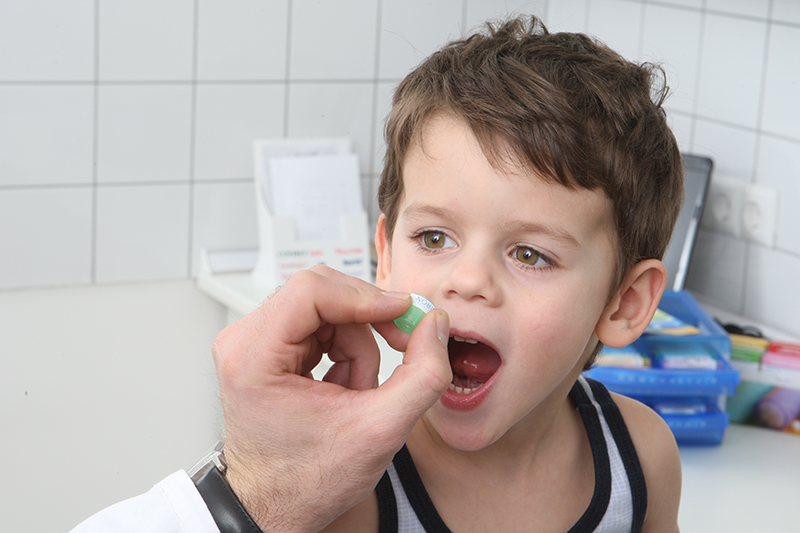 детские лекарства
